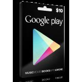 Google Play $10