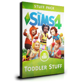 The Sims 4 Toddler