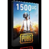 PUBG 1500 UC + 300 Free