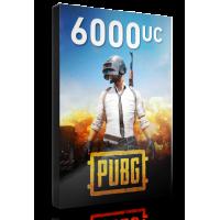 PUBG 6000 UC + 2100 Free