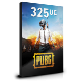PUBG 325 UC