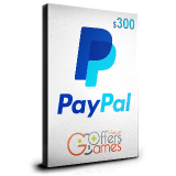 PayPal $300