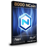 NCsoft 8000 NCoin