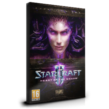 Starcraft 2 Heart of the Swarm DLC