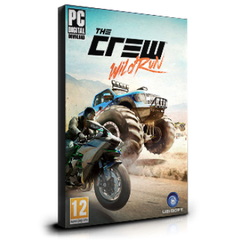 The Crew Wild Run UPLAY