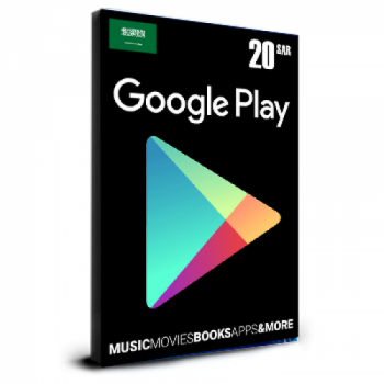 Google Play 20 SR
