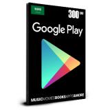 Google Play 300 SR