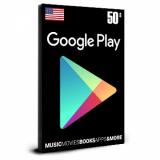 Google Play $50