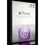 iTunes Card $15