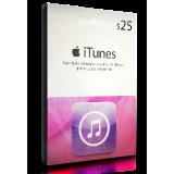 iTunes Card $25