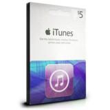 iTunes Card $5