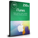 iTunes Card 250 SR