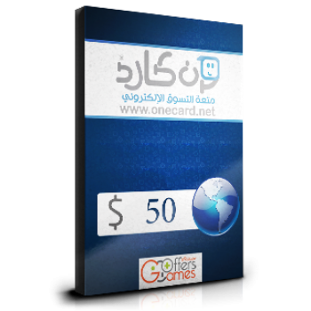 OneCard $50