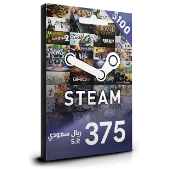 Steam Card $100