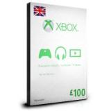 xBox Card £100 UK