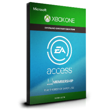 EA Access 1 Month Subscription - Xbox One