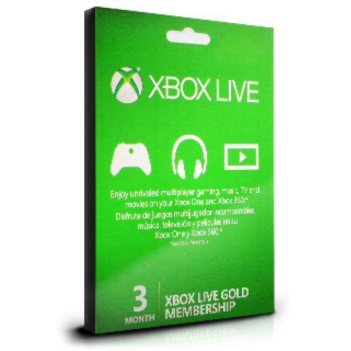 xbox live gold membership card how to use
