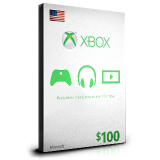 xBox Card $100