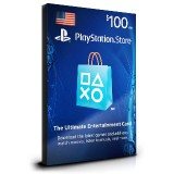 PlayStation Card $100 USA