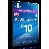 PlayStation Card £10 UK
