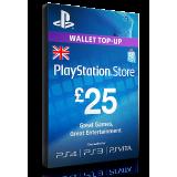PlayStation Card £25 UK