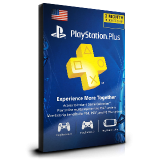 PlayStation Plus 3 Months USA