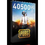 PUBG 40500 UC