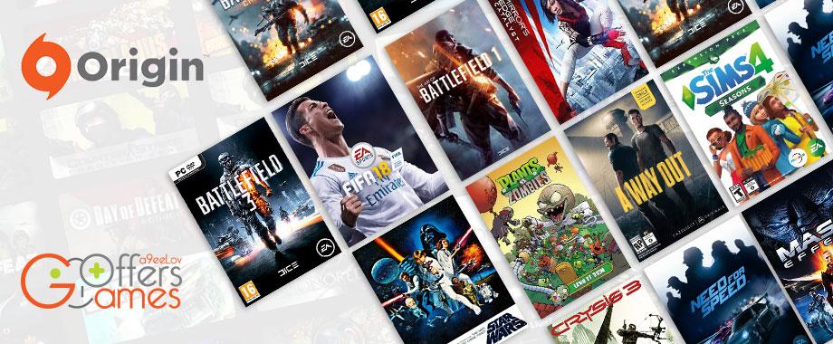 Origin-Games