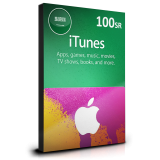 iTunes Card 100 SR