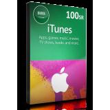 iTunes Card 100 SR