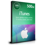 iTunes Card 500 SR