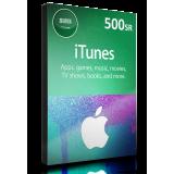 iTunes Card 500 SR